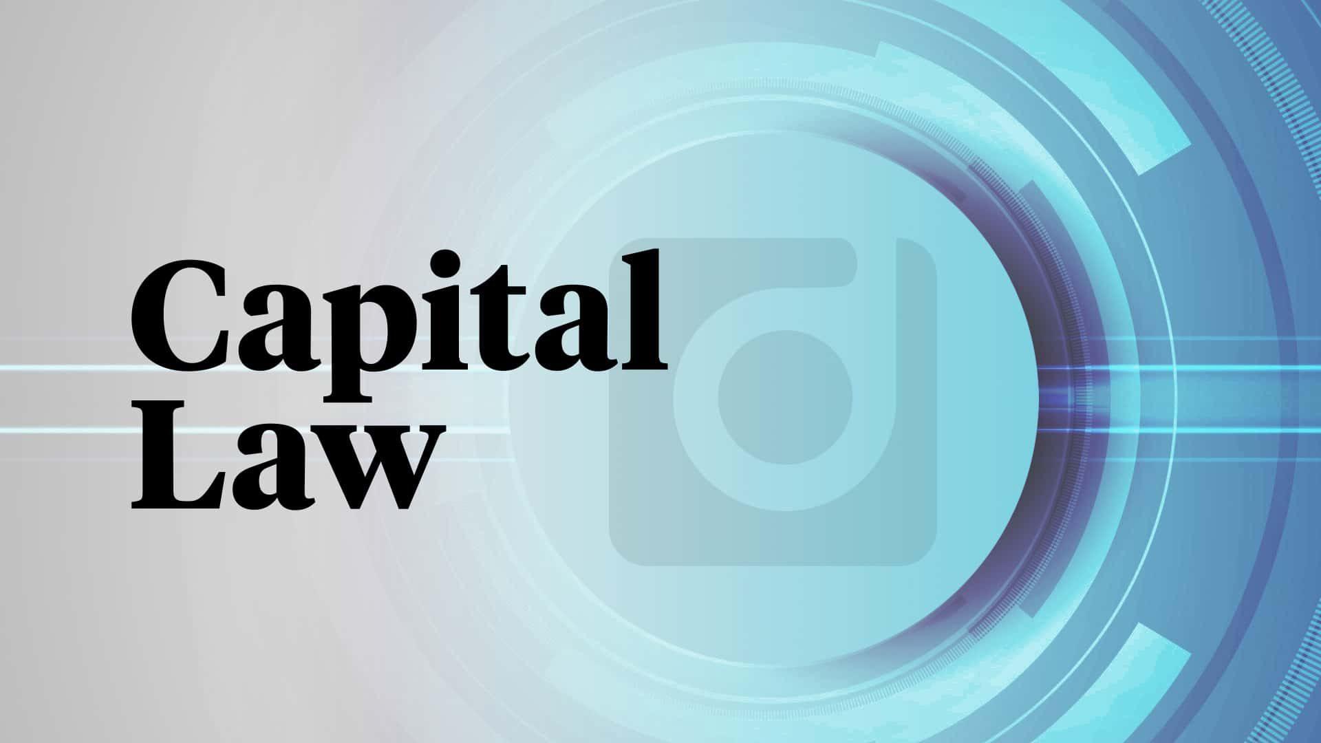 Capital-Law