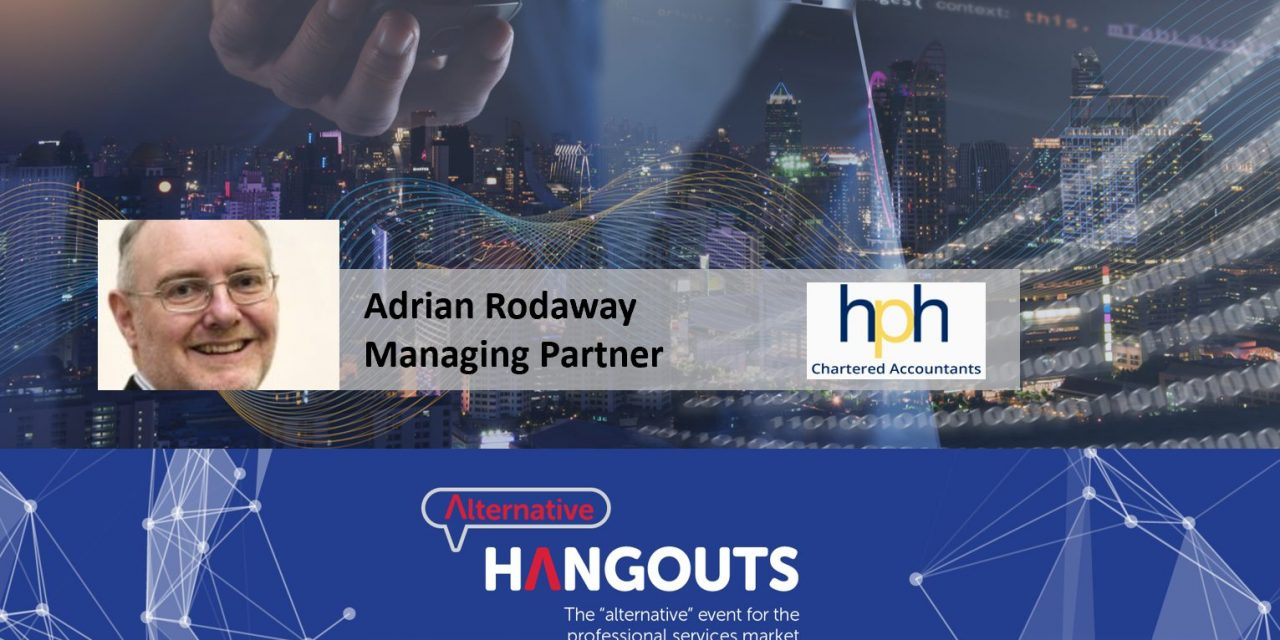 Alternative Takeaways with Adrian Rodaway, Managing Partner at HPH Chartered Accountants