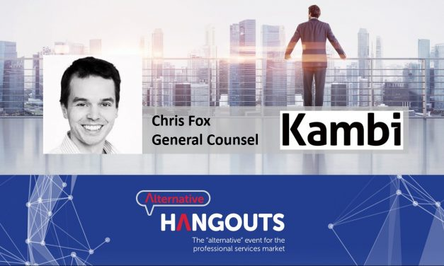 Alternative Takeaways with Chris Fox, General Counsel at Kambi