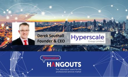 Alternative Takeaways with Derek Southall, Founder & CEO of Hyperscale Group