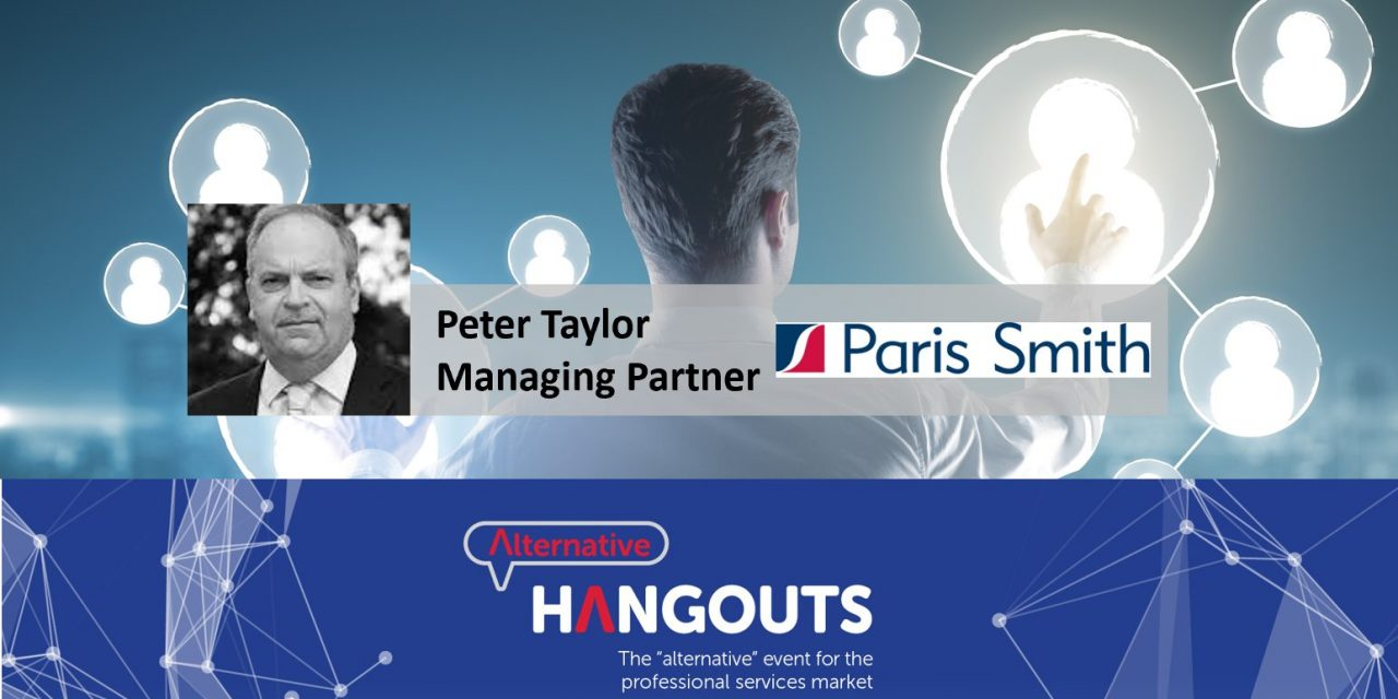 Alternative Takeaways with Peter Taylor, Managing Partner at Paris Smith