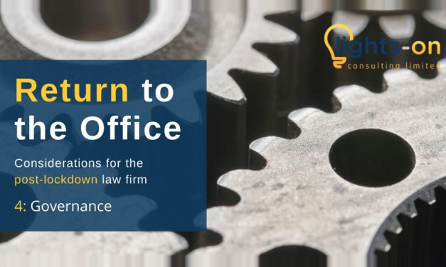 Return to the Office – Governance