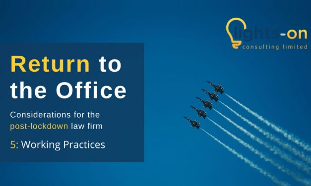 Return to the Office – Working Practices