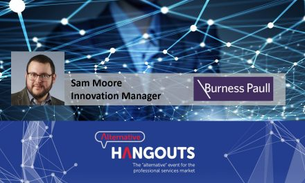 Alternative Takeaways with Sam Moore, Innovation Manager at Burness Paull