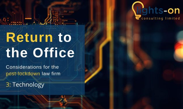 Return to the Office – Technology
