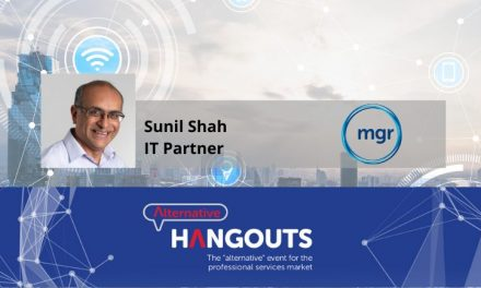 Alternative Takeaways with Sunil Shah, IT Partner at MGR