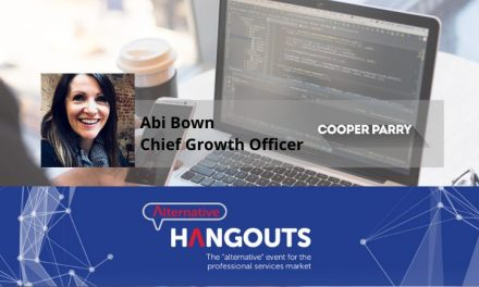 Alternative Takeaways with Abi Bown, Chief Growth Officer at Cooper Parry