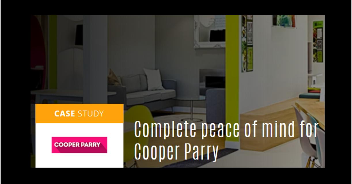 Cooper Parry Case Study