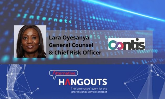 Alternative Takeaways with Lara Oyesanya, General Counsel & Chief Risk Officer at Contis