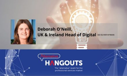 Alternative Takeaways with Deborah O'Neill, UK & Ireland Head of Digital at Oliver Wyman