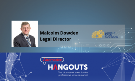 Alternative Takeaways with Malcolm Dowden, Legal Director at Womble Bond Dickinson