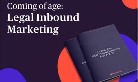 Coming of age: Legal Inbound Marketing Report 2020