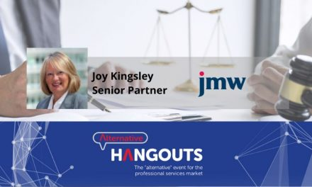 Alternative Takeaways with Joy Kingsley, Senior Partner at JMW Solicitors