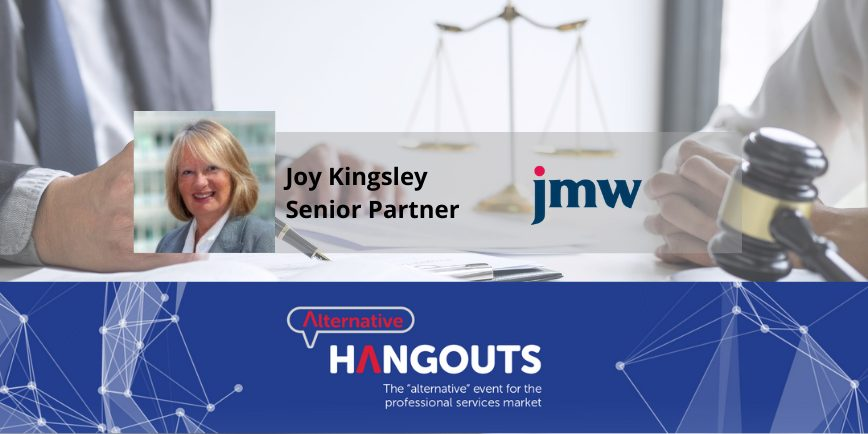 Alternative Takeaways with Joy Kingsley, Senior Partner at JMW Solicitors