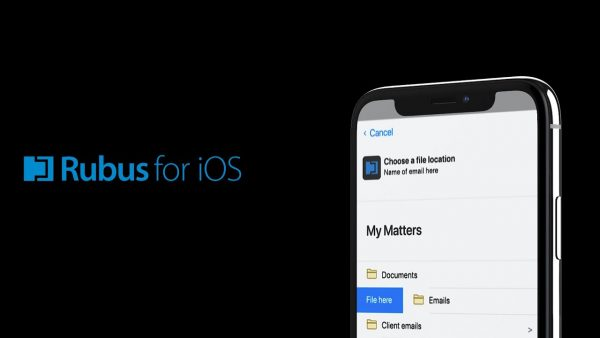 Proudly announcing Rubus for iOS