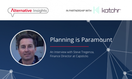 Planning is paramount: An Interview with Steve Tregenza, Finance Director at Capsticks