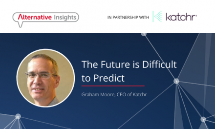 The Future is Difficult to Predict: Graham Moore, CEO of Katchr