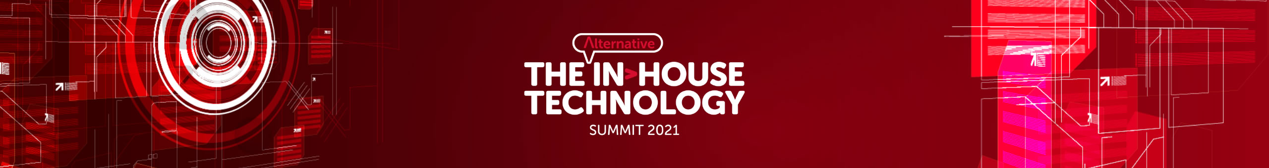 THE ALTERNATIVE IN-HOUSE TECHNOLOGY SUMMIT