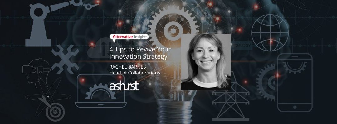 4 Tips to Revive Your Innovation Strategy