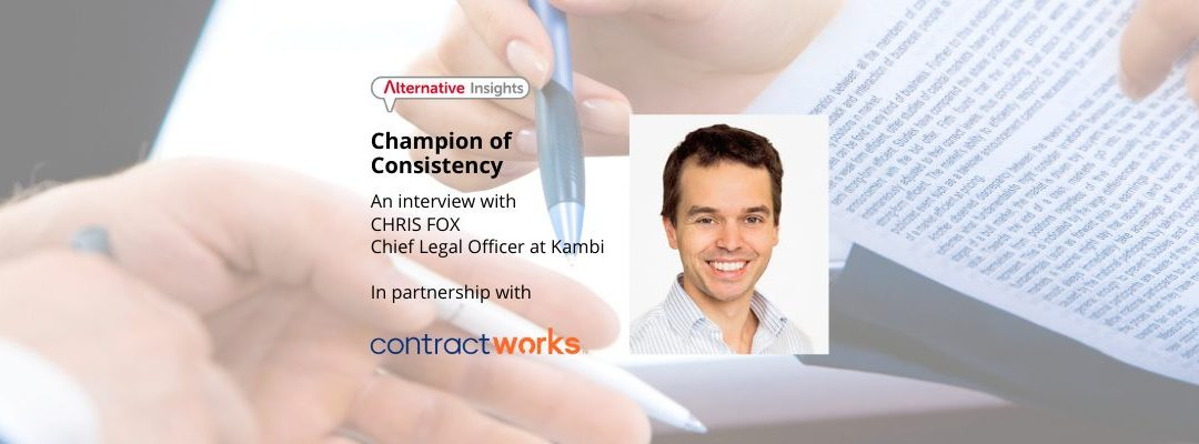 Champion of Consistency: An Interview with Chris Fox, Chief Legal Officer at Kambi