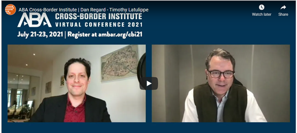 ABA Cross-Border Institute Virtual Conference