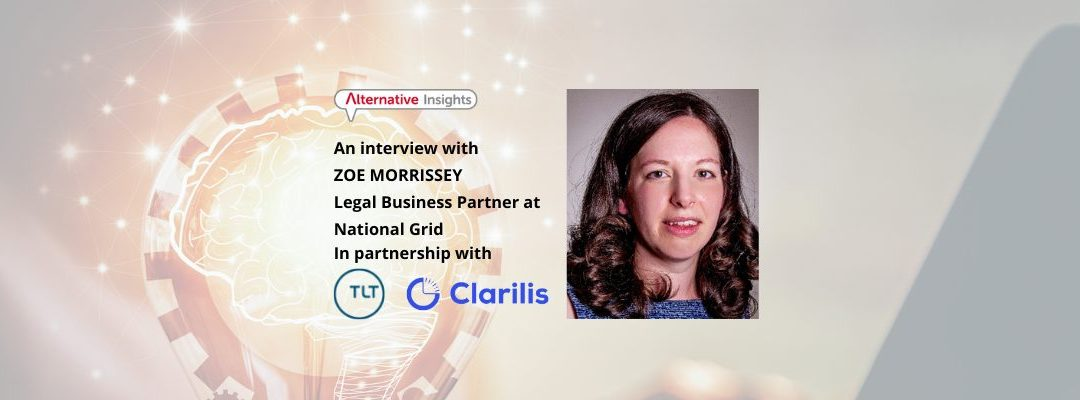 Zoe Morrissey, Legal Business Partner at National Grid, Shares Her Automation Journey